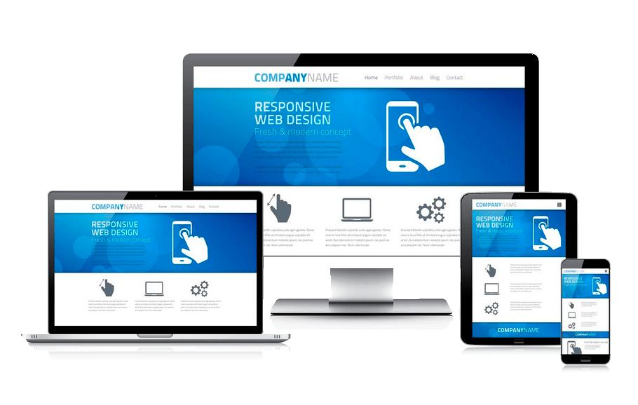 Criação de Sites, E-mail Marketing e Artes para publicações no Facebook e Instagram.
